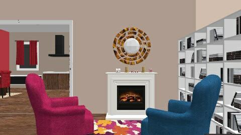 agfj - Living room - by alexdj