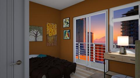 1 Bedroom Condo for RentB - Bedroom - by Raven Storme