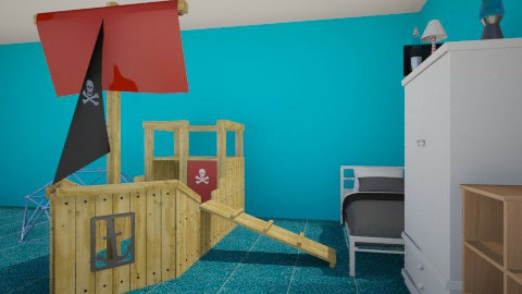 kids dream room - Modern - Kids room - by mschmid