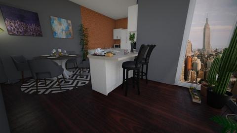 kitchen 002 - Kitchen - by dindayudvina