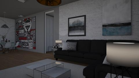 mapart4lr2 - Living room - by MaluBS