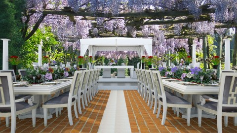 Design 313 The Wedding Reception - by Daisy320