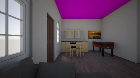 Alexs house - Modern - by weber467