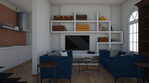 n - Living room - by cguy67