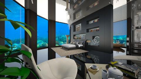 Underwater - Bathroom - by Nufra