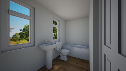 Station St bathrm idea - Bathroom - by Joanna Ladocha