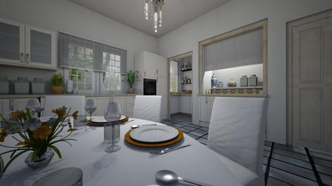 kitchen - by ilcsi1860