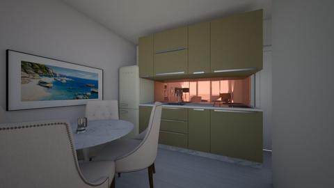 memms apartment - Living room - by railin