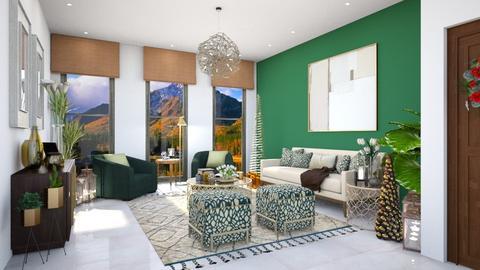 Template room - Global - Living room - by Rose Hdz