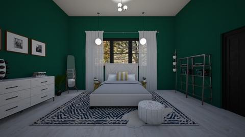 master bedroom - Global - Bedroom - by agtdesigns2003