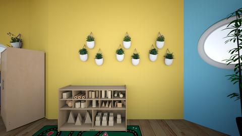 My Preschool Classroom - Kids room - by PLQAGQHYHJLAMWYJMCTJZXREZLLHVME