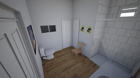 Tomi Aguirre - Bathroom - by galejo