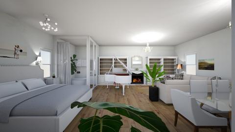 Studio - Feminine - Living room - by Bear3