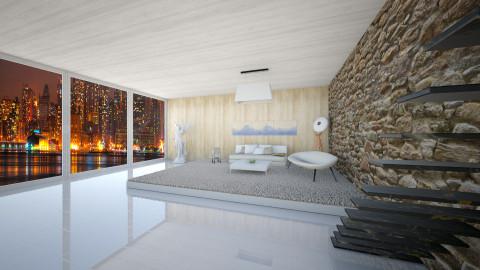 Minimal 2 - Minimal - Living room - by Tuubz