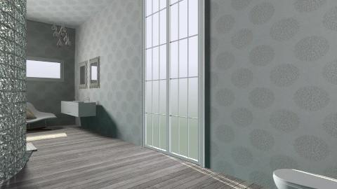 Tropical Luxury 3 - Glamour - Bathroom - by tillsa98