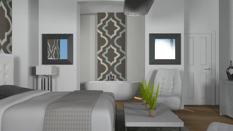 So Suite - Modern - Bedroom - by channing4