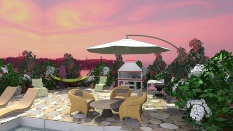 summer forever  - Modern - Garden - by lamzoi