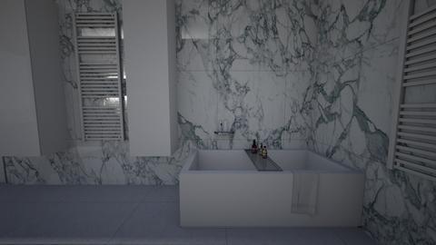 bataaa - Bathroom - by lupuuandreea