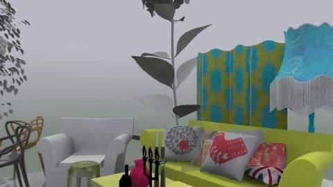 pia - Garden - by pia