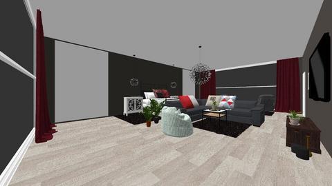 osama - Modern - Bedroom - by waad702