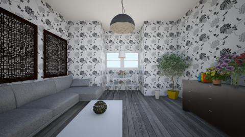 Living room  - Vintage - Living room - by izaella1738