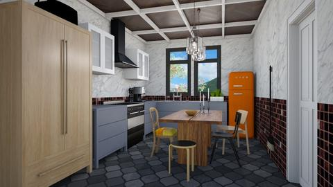 Kitchen 4 Nakim - Eclectic - Kitchen - by 3rdfloor