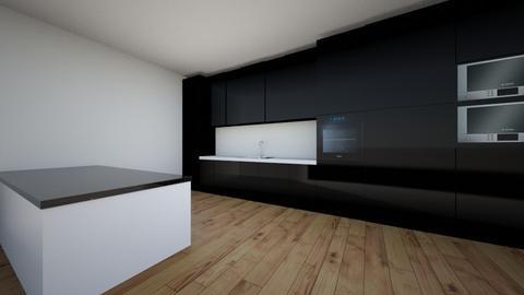 casa - Classic - Kitchen - by salvatorerusso