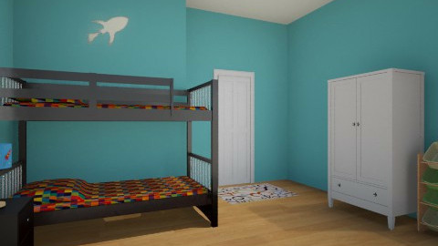 Boys Room - Modern - Kids room - by Everlast