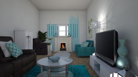 livingroom upgrade - Living room - by dreaminjayd