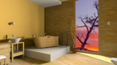 A place to relax - Bathroom - by selma3101