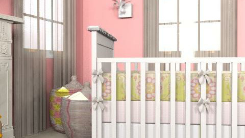 SerenaAndLily - Feminine - Kids room - by richardsbm