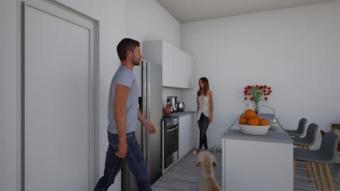kitchen01 - Kitchen - by jonathangrebe