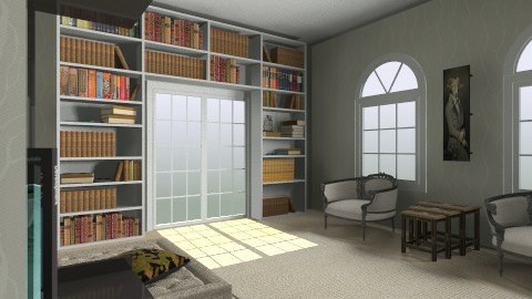 living room - Classic - Living room - by klesta seseri