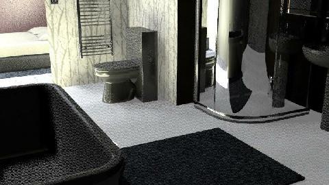 A Room - Bathroom - by glamour princess