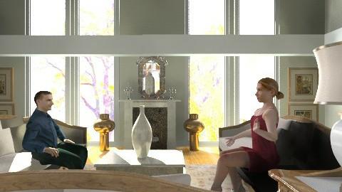csa - Modern - Living room - by steven0