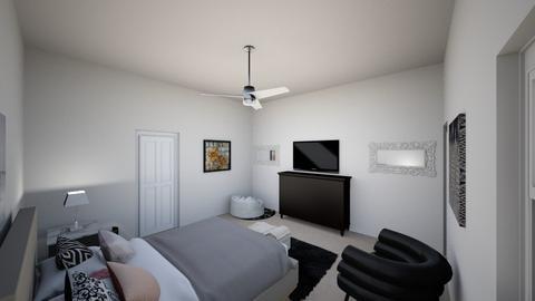 Thomaria Copeland Bedroo2 - Modern - Bedroom - by Teacher Tita