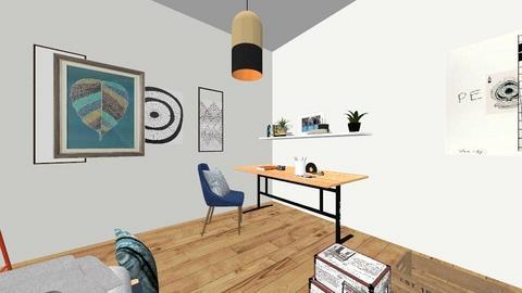 my room 02 - by Pi_smurf
