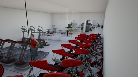 D12 Fitness Way 3 - Minimal - by advmofit