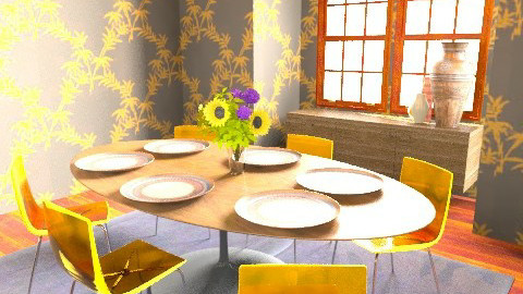 blackiee - Modern - Dining room - by jasperhale