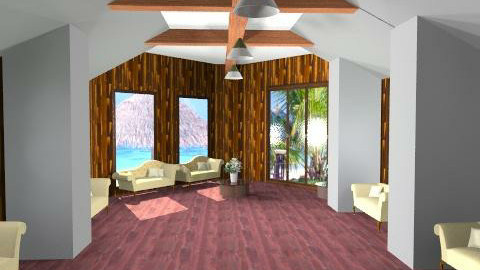 Grand living room - Living room - by livvy651