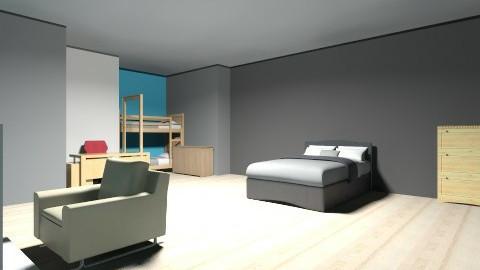 Geoffrey - Modern - Bedroom - by user_1393571