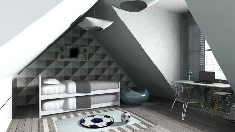 Baby Boys Chambre - Kids room - by APInteriors