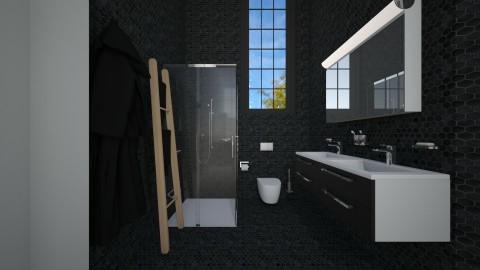Casa149Bathroom - Masculine - Bathroom - by nickynunes