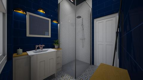 Bathroom shower - Bathroom - by Lisett