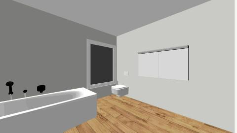 Bad - Vintage - Bathroom - by mdilitz