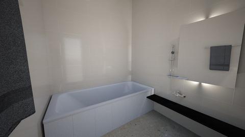 outikaeru - Bathroom - by SHUNA