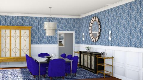 blu - Classic - Dining room - by abby_o