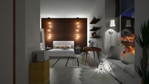 Light Human Hotels - by DeborahArmelin