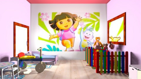 kids bed room - Eclectic - Kids room - by Asif Bhojani
