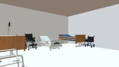 Hospital - by livvy651